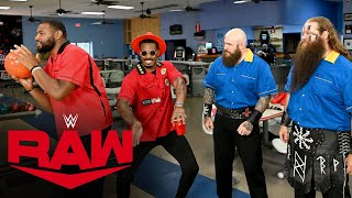 The Street Profits and The Viking Raiders go bowling: Raw, June 1, 2020