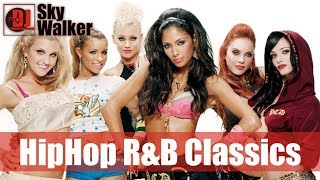 DJ SkyWalker | Old School Mix #3 | Hip Hop R&B 90s 2000s Classics | Dance Club Party