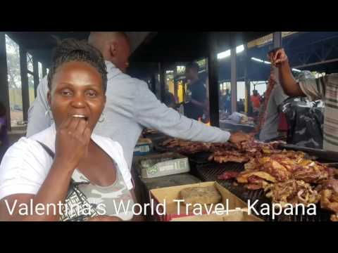 Kapana - Namibia's love and delicacy - A must see and eat