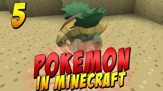 Pokemon in Minecraft - Episode 5 - Adventures with friends