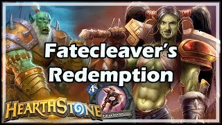 Fatecleaver's Redemption - Witchwood / Hearthstone