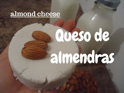 QUESO DE ALMENDRAS - PURO Y NATURAL - VIDEO 2 - Lorena Lara