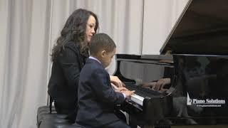 Handel's Theme arranged by N. Sokolova