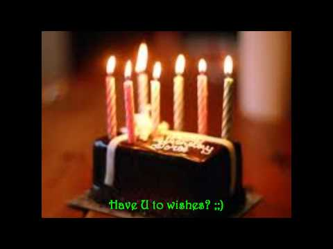 Happy birthday to you - Han Quoc  by: [ .Ani. ]