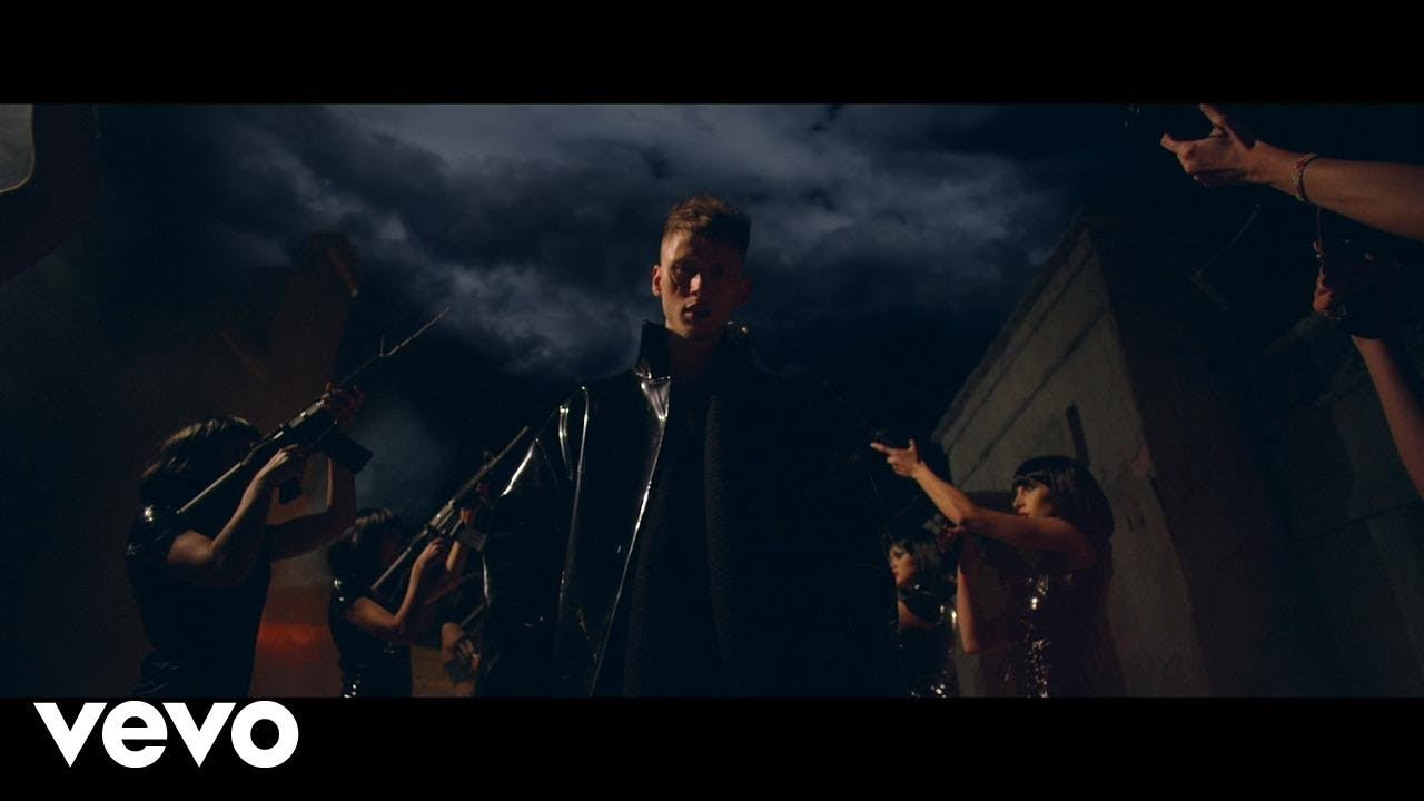 Machine Gun Kelly - The Gunner (Official Music Video)