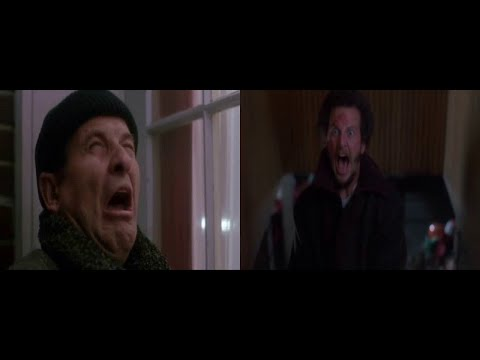 Home Alone - Funny Screaming Moments (Normal, Fast, and Slow)