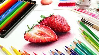 HOW TO USE COLORED PENCIL - Guide for Beginners screenshot 5