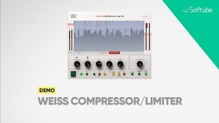 Weiss Compressor/Limiter Demo – Softube
