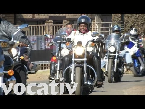 Meet The Black Female Bike Club From South Africa