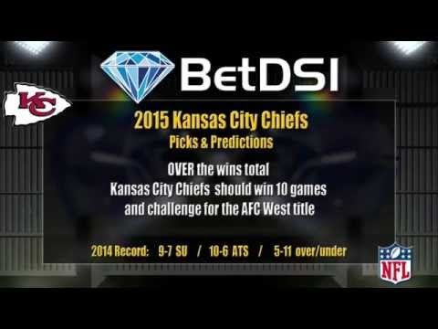 Kansas City Chiefs Odds | 2015 NFL Picks and Team Betting Preview