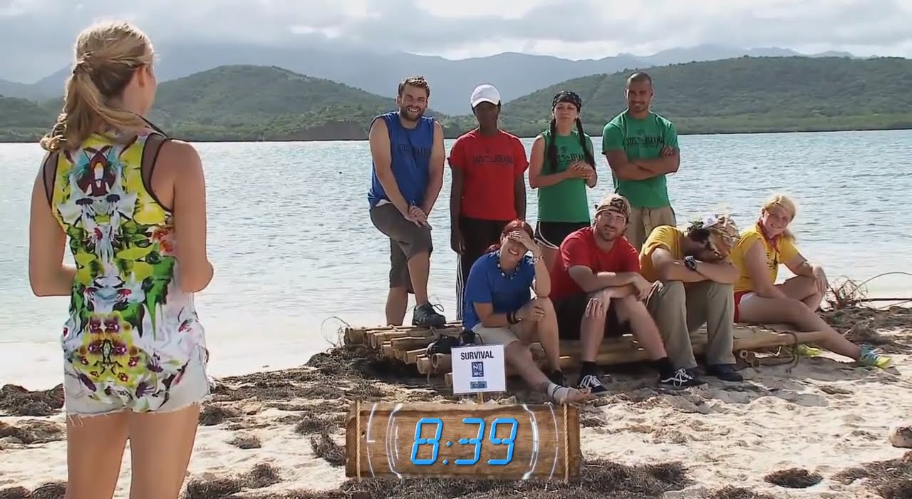 Download SOS Island Episode 4