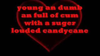 buckcherry too drunk lyrics