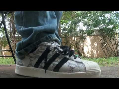 The Director's Cut of my Adidas Superstar collection.