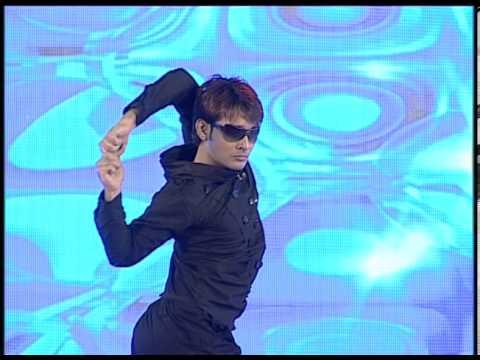 Locking & Poping Dance By Harihar Dash | Showcase Odisha Awards