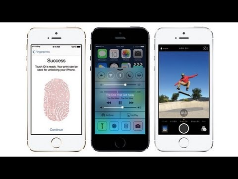 Apple iPhone 5C and 5S review