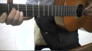 Em muốn guitar cover