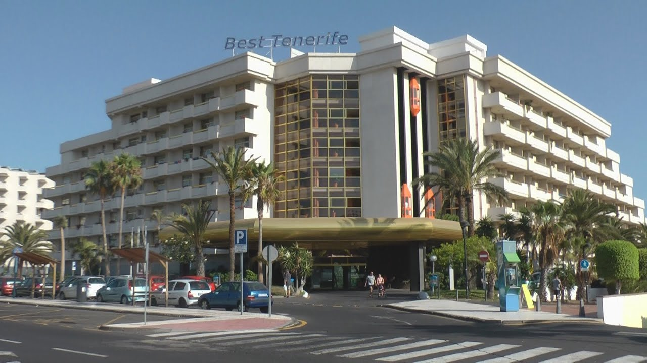 Tenerife hotel best tenerife tour youtube for Hotels tours
