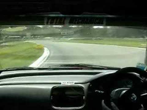 Subaru WRX Carnell Raceway Stanthorpe