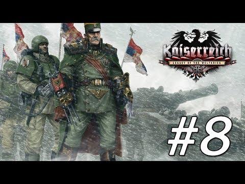 [8] Hearts of Iron IV - Kaiserreich - Kingdom of Serbia