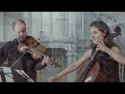 'Nimrod' from the Enigma Variations for String Quartet