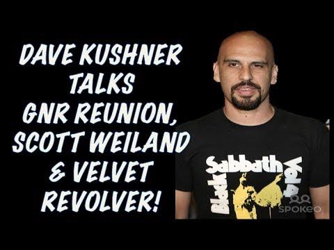 Guns N' Roses News: Dave Kushner Talks GNR Reunion, Scott Weiland & Future of Velvet Revolver!