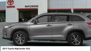 2019 Toyota Highlander XLE Maplewood, St Paul, Minneapolis, Brooklyn Park, MN K10889