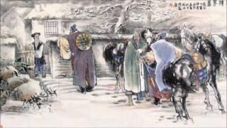 Bai hat trong phim TAM QUOC DIEN NGHIA 三国演义 | Trường Giang Cuồn Cuộn Chảy Về Đông