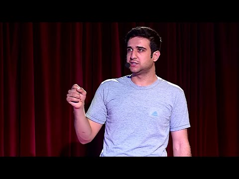 The dream of the furthest point | kiavash Sharifi | TEDxJanatPark