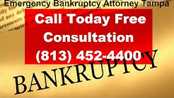 Emergency Foreclosure Attorney Tampa|(813) 452-4400|FL|Lawyer|Chapter 7|Chapter 13|Wage Garnishment