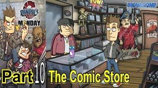 The Comic Store | Randal