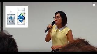 HELICOBACTER PYLORI - H Pylori - Super Lutein & Izumio Testimonial - 幽门螺杆菌 - 识霸 活美水 见证