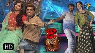 Dhee Jodi | 4th January 2017| Full Episode | ETV Telugu