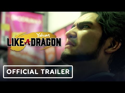 Yakuza: Like A Dragon - Official Trailer