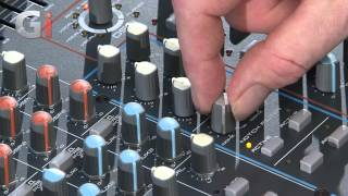 Studiomaster Horizon 2012 Powered Mixer Review | Guitar Interactive Magazine