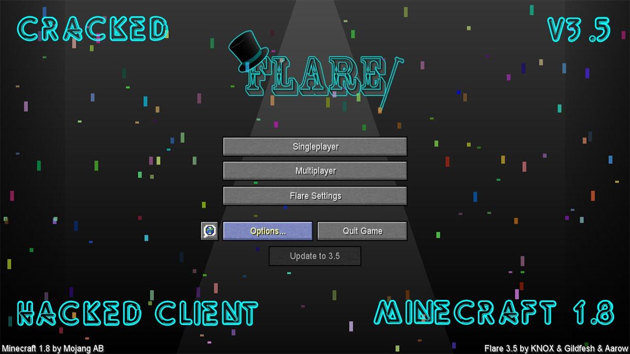 minecraft flare client