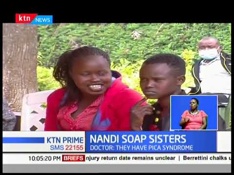 Eldoret medics conclude \'The Nandi Soap Sisters\' are suffering from severe iron deficiency