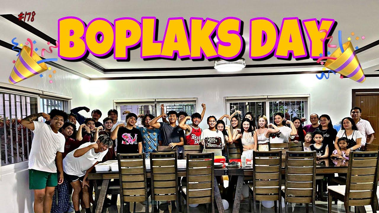 #178 HAPPY BOPLAKS DAY