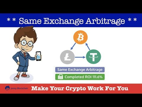 Triangular Arbitrage Crypto