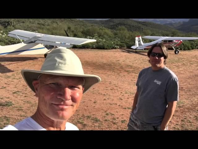 AZ Backcountry airstrips