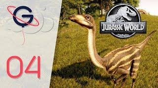 JURASSIC WORLD EVOLUTION FR #4 : Tempête sur Isla Muerta !