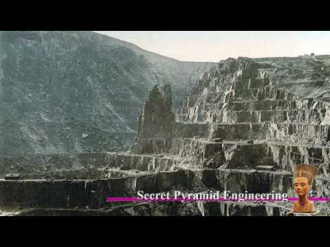The Secret Pyramid Engineering of Egypt