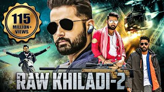 RAW KHILADI 2 (2019) NEW RELEASED Full Hindi Dubbed Movie | NITIN Movies Dubbed in Hindi Full Movie thumbnail