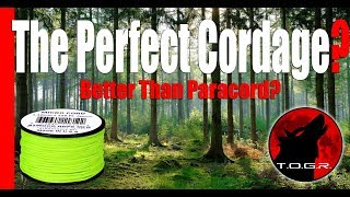 The perfect Cordage? - Atwood Micro Cord - Review
