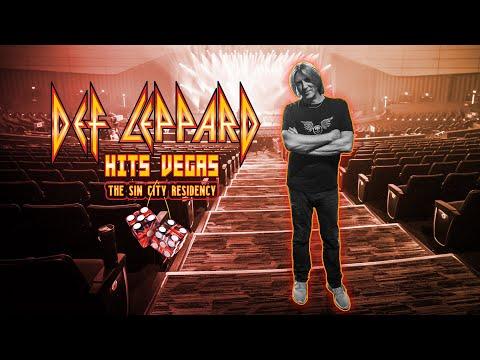 Dan Joyce - Behind The Scenes Of Def Leppard's Residency In Las Vegas