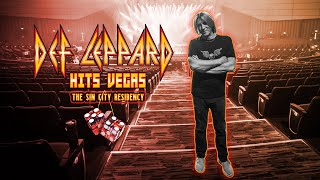 Big stage, bigger set list surprises - Def Leppard Hits Vegas