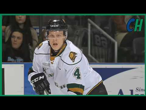 Craig Button: Olli Juolevi will be a very good defenceman