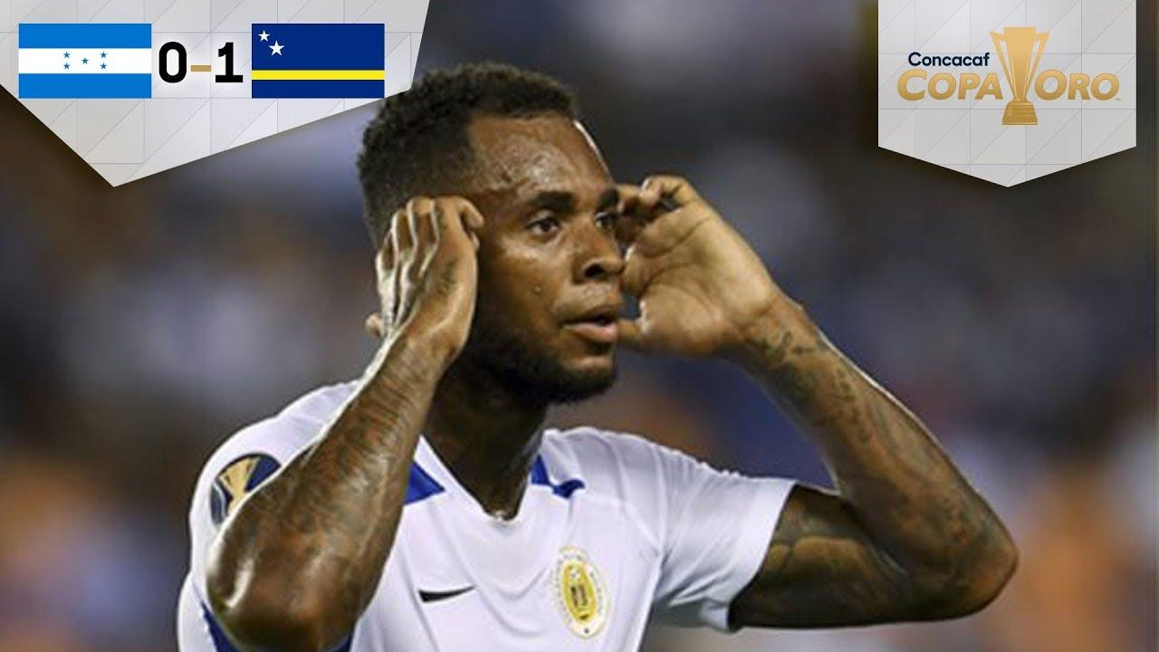 Curazao elimina a Honduras | Honduras 0 - 1 Curazao | Copa Oro - Grupo C | Televisa Deportes
