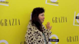Subscribe to Grazia on YouTube: http://bit.ly/s7v94h All of the act...