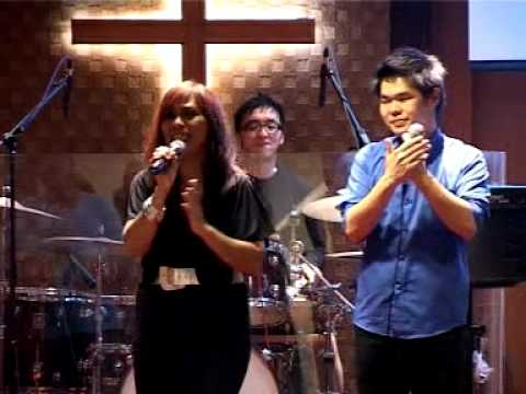 I'm Not Forgotten (Israel Version) WL : Viona Paays (with OIL Band and Singer)