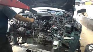 mecanique moktar démontage moteur 1.5 dci